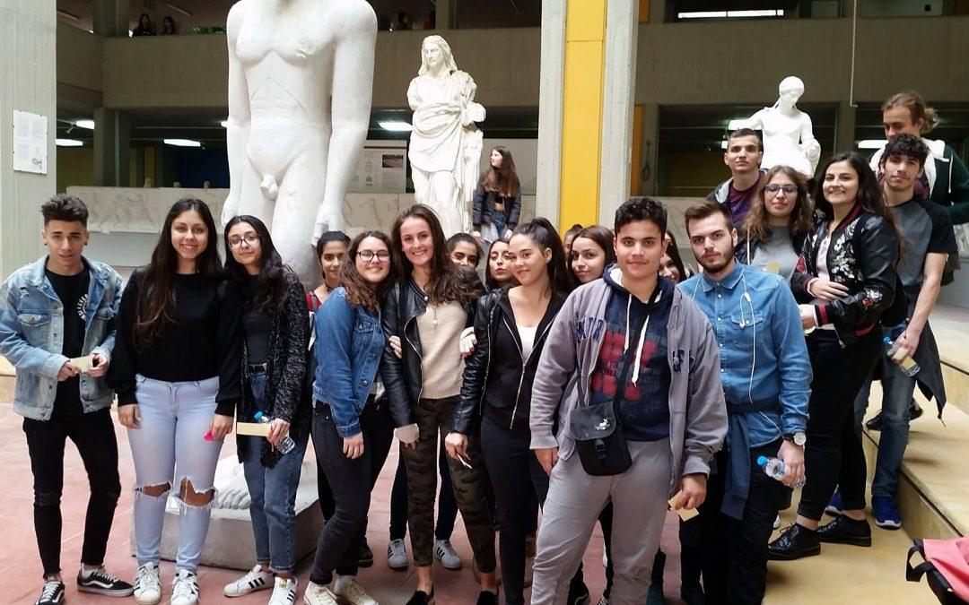 Εκπαιδευτική Εκδρομή της Θεωρητικής Κατεύθυνσης στη Φιλοσοφική Σχολή του Πανεπιστημίου Αθηνών