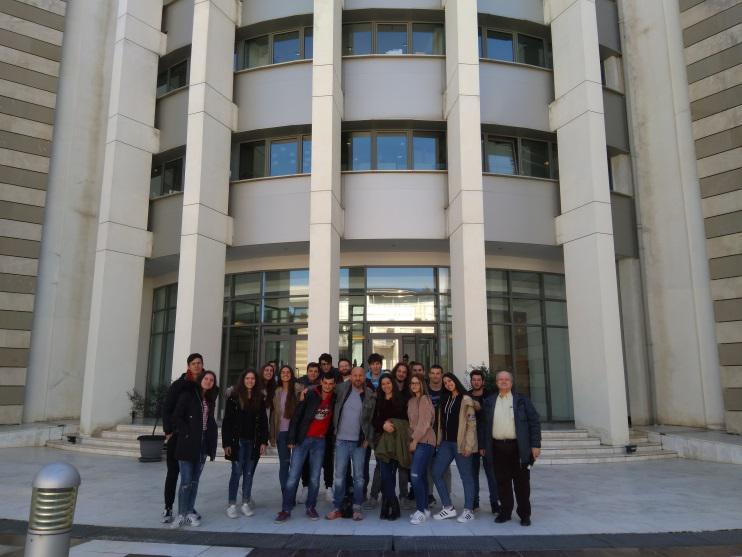 Εκπαιδευτική Επίσκεψη στο Ι.ΙΒ.Ε.Α.Α.